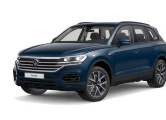 Volkswagen Touareg 4Motion